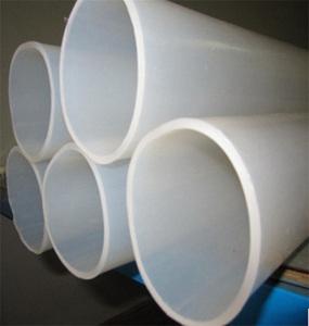 耐高温大口徑矽膠管