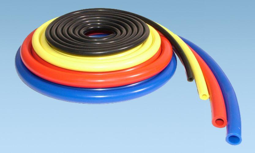 矽膠管制造在于它的擠出技術優點