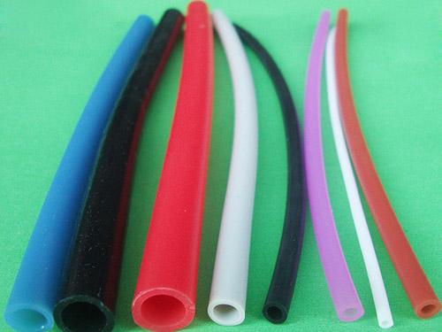 彩色矽膠管1