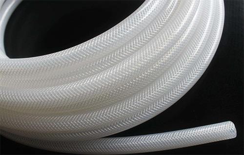 编织食品级硅胶管