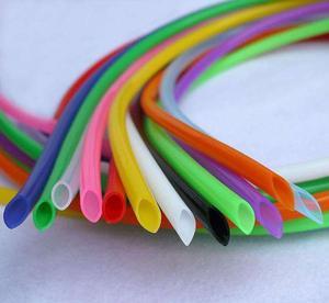 彩色矽膠管7